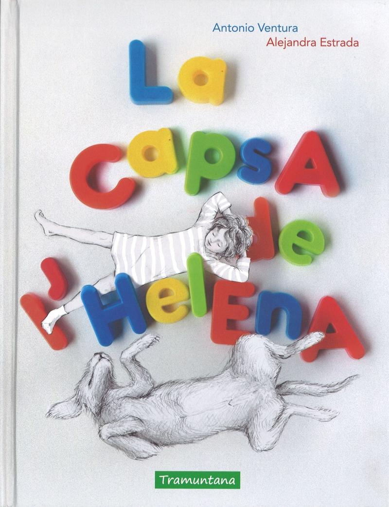 LA CAPSA DE L'HELENA: portada