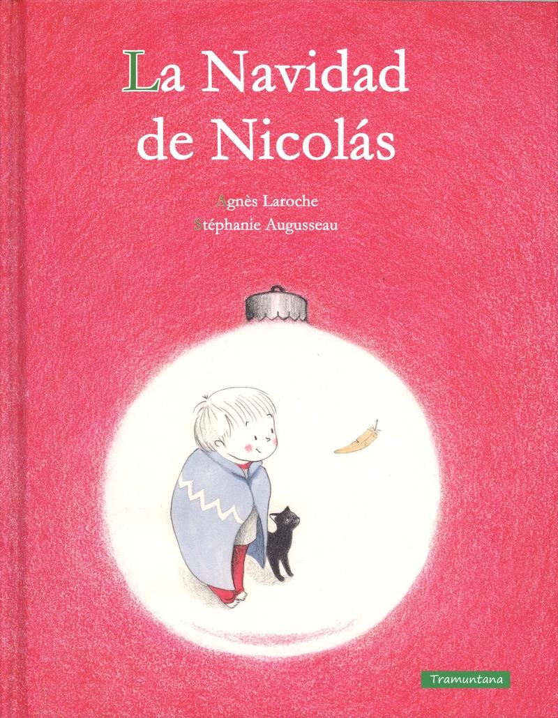 LA NAVIDAD DE NICOL�S: portada