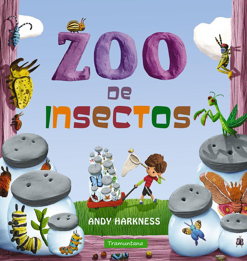 Resultado de imagen de zoo de insectos