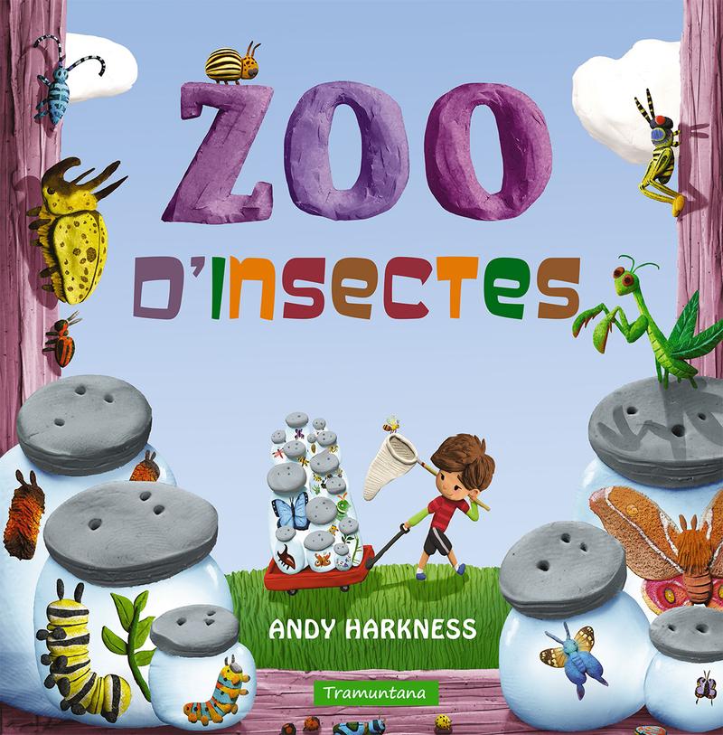 Zoo d'insectes: portada