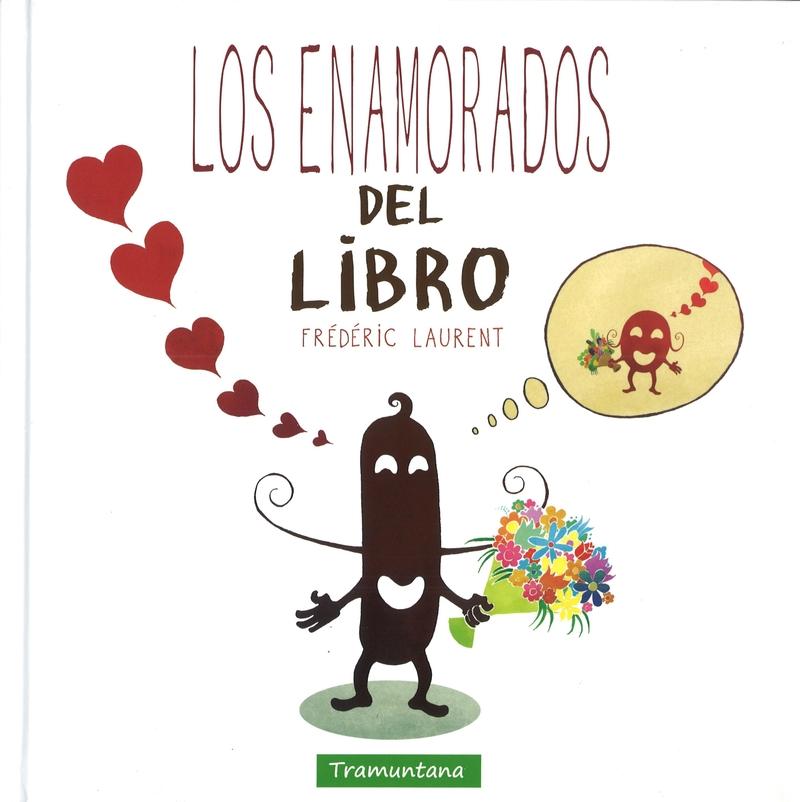 LOS ENAMORADOS DEL LIBRO: portada