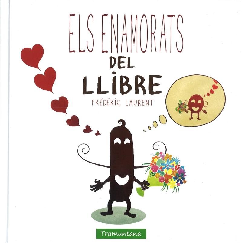 ELS ENAMORATS DEL LLIBRE: portada