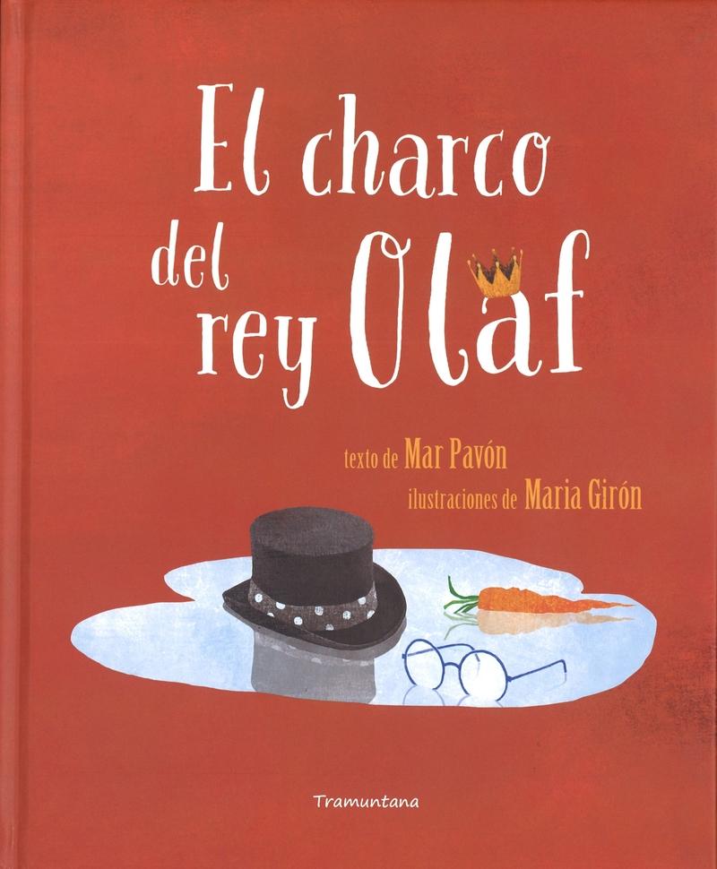 EL CHARCO DEL REY OLAF: portada