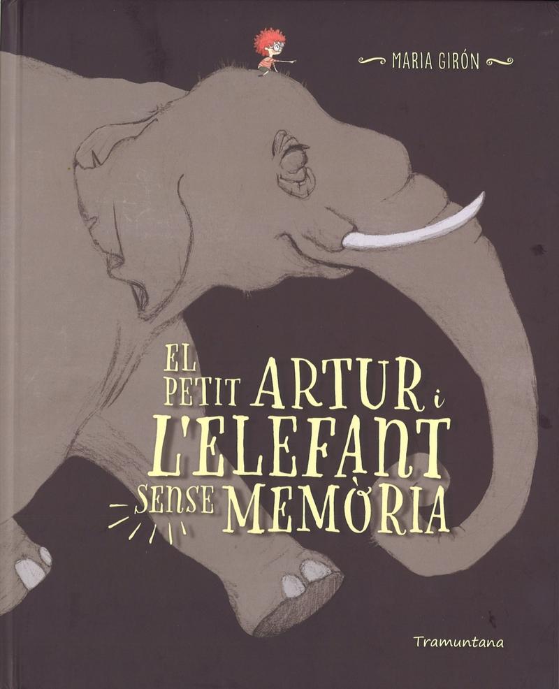 EL PETIT ARTUR I L'ELEFANT SENSE MEMÒRIA: portada