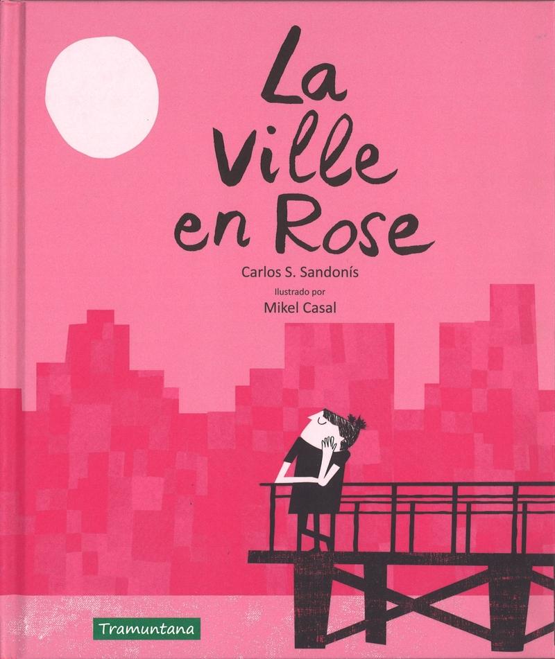LA VILLE EN ROSE: portada