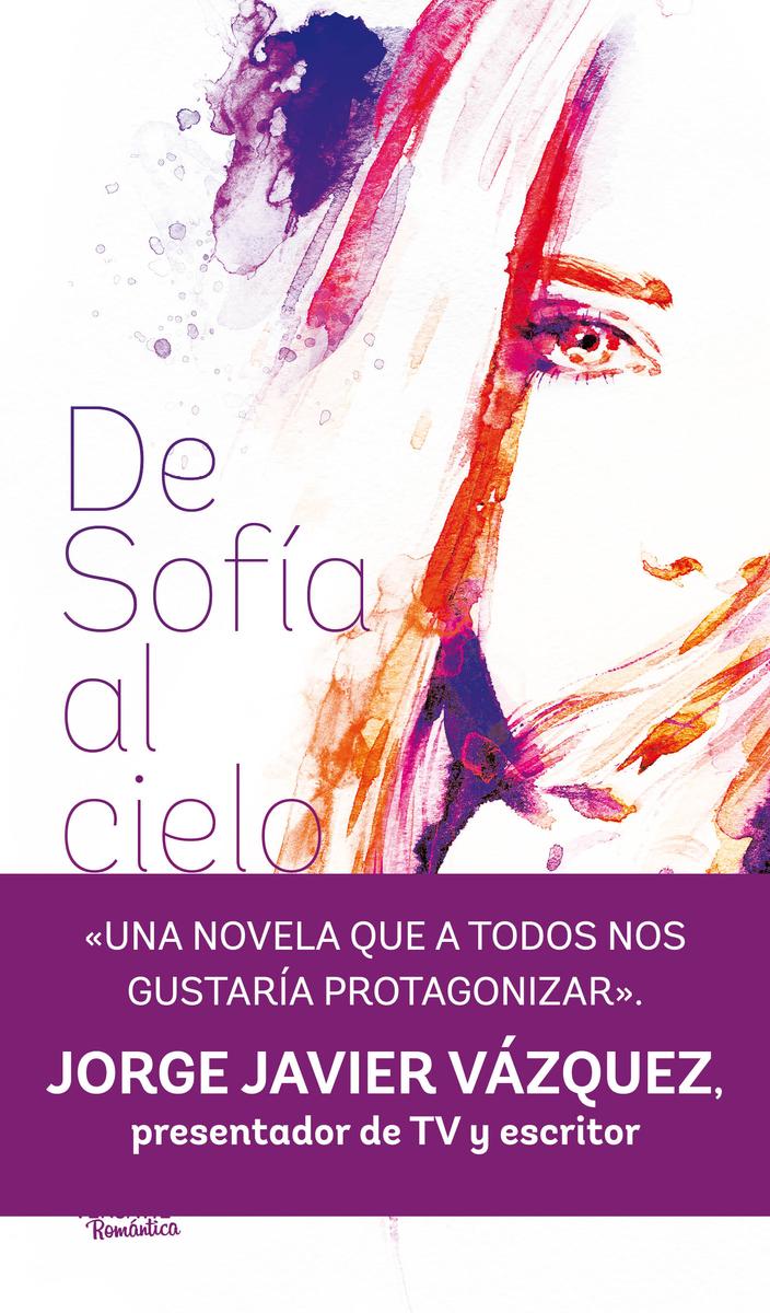De Sofía al cielo: portada