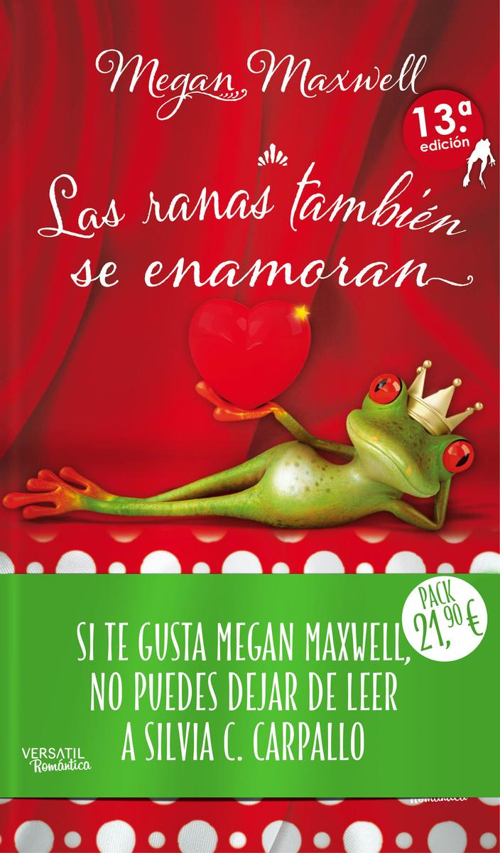 Pack Las ranas también se enamoran / Si el amor te dijo no: portada