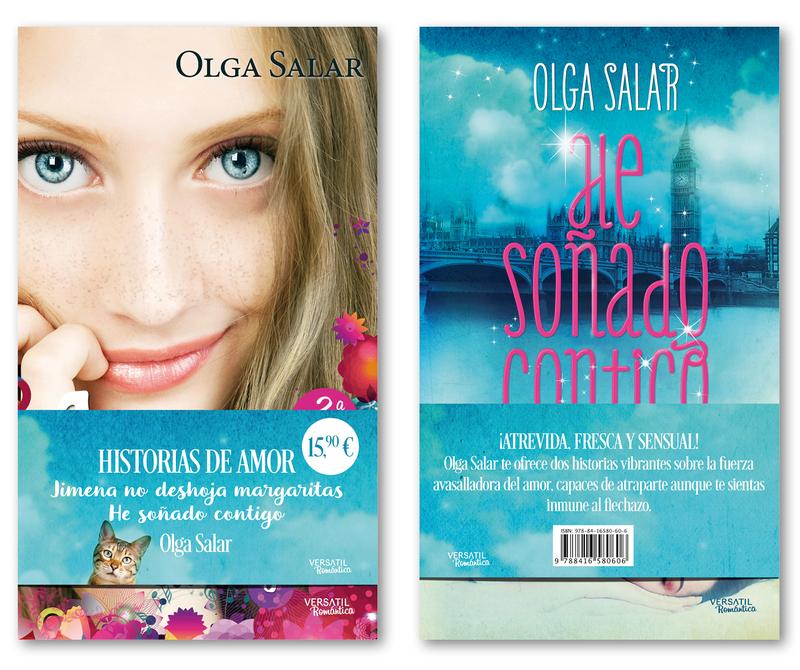 Pack Historias de Amor: portada