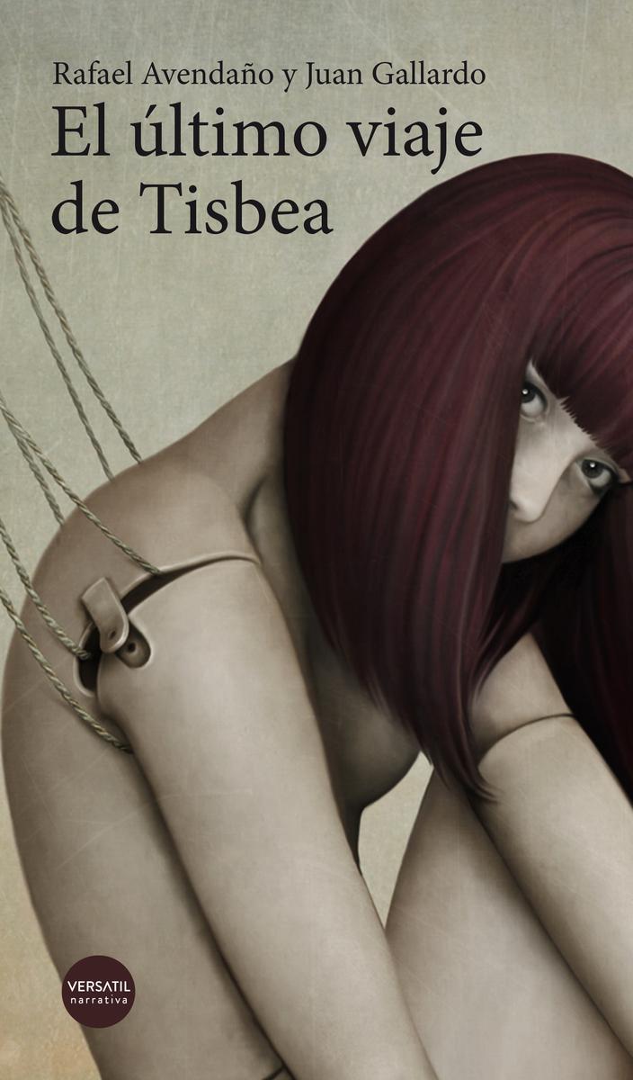 El último viaje de Tisbea: portada