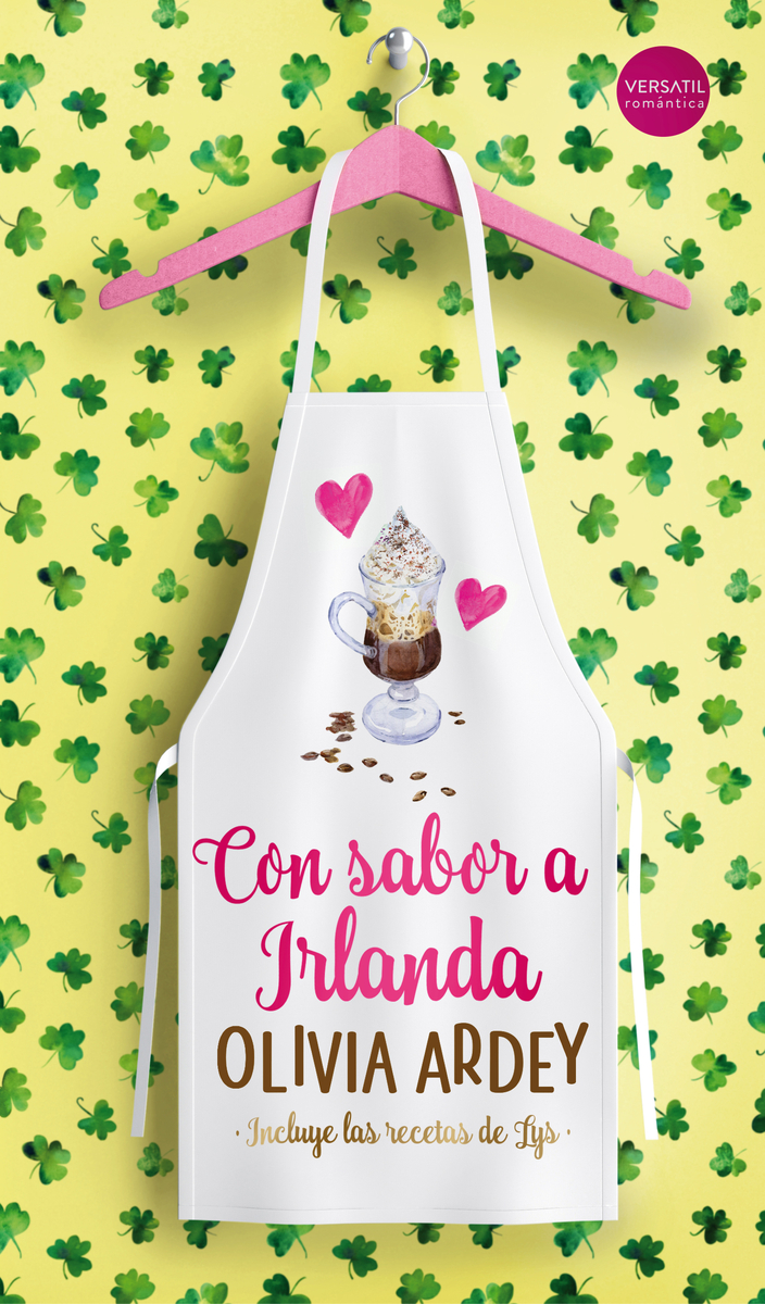 Con sabor a Irlanda: portada