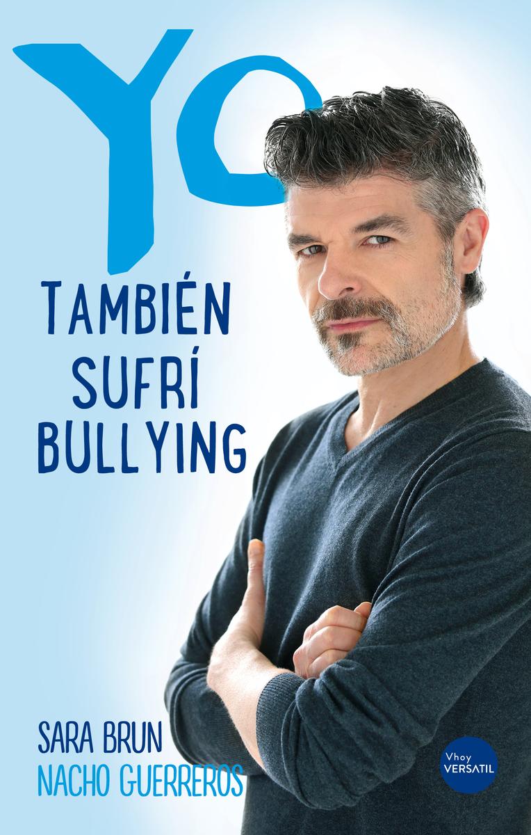 YO TAMBIÉN SUFRí BULLYING: portada