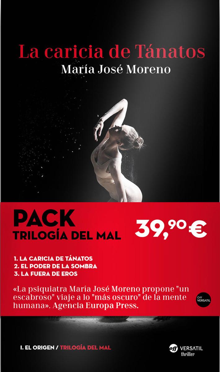 Pack La Trilogía del Mal: portada