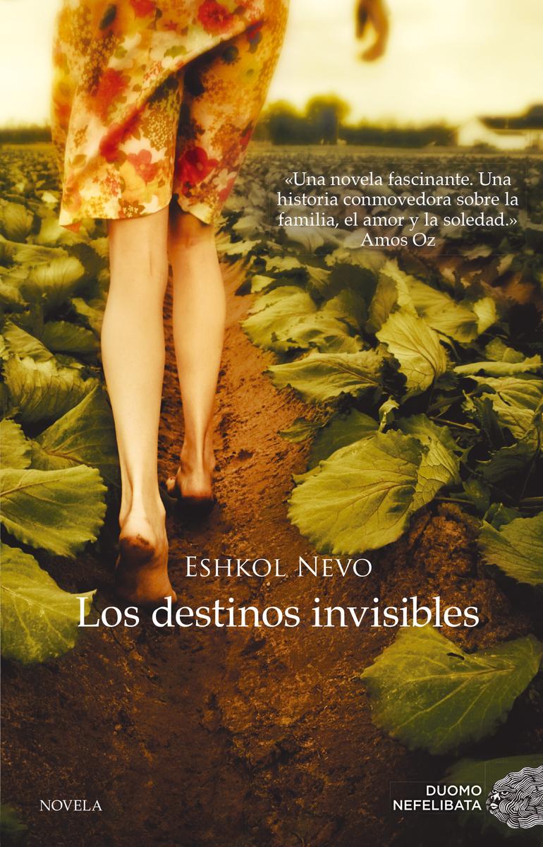 Los destinos invisibles: portada