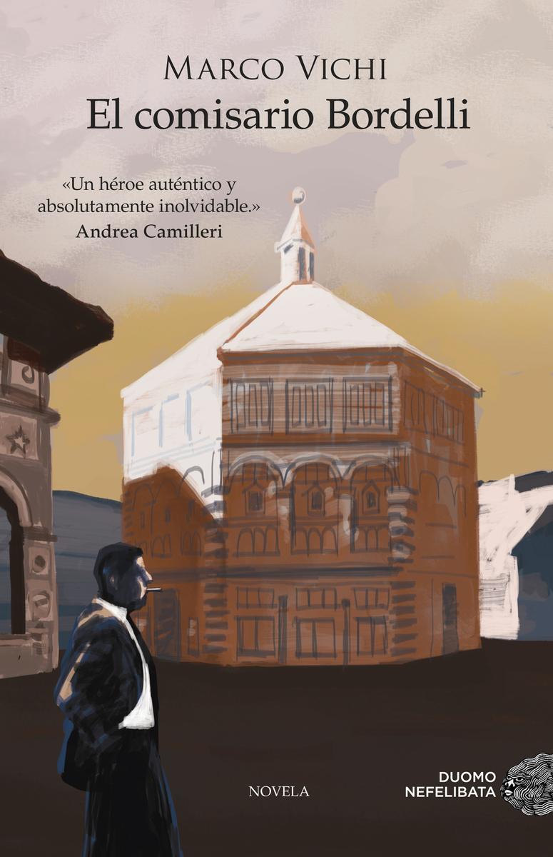 El comisario Bordelli: portada