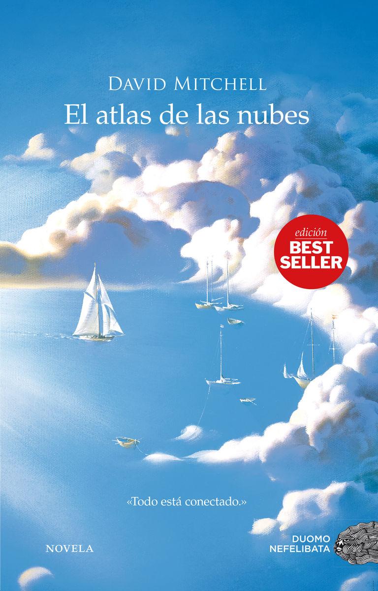 El atlas de las nubes: portada