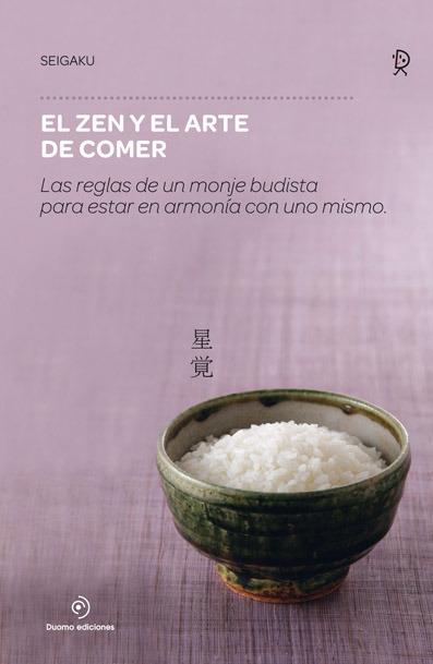 El zen y el arte de comer: portada