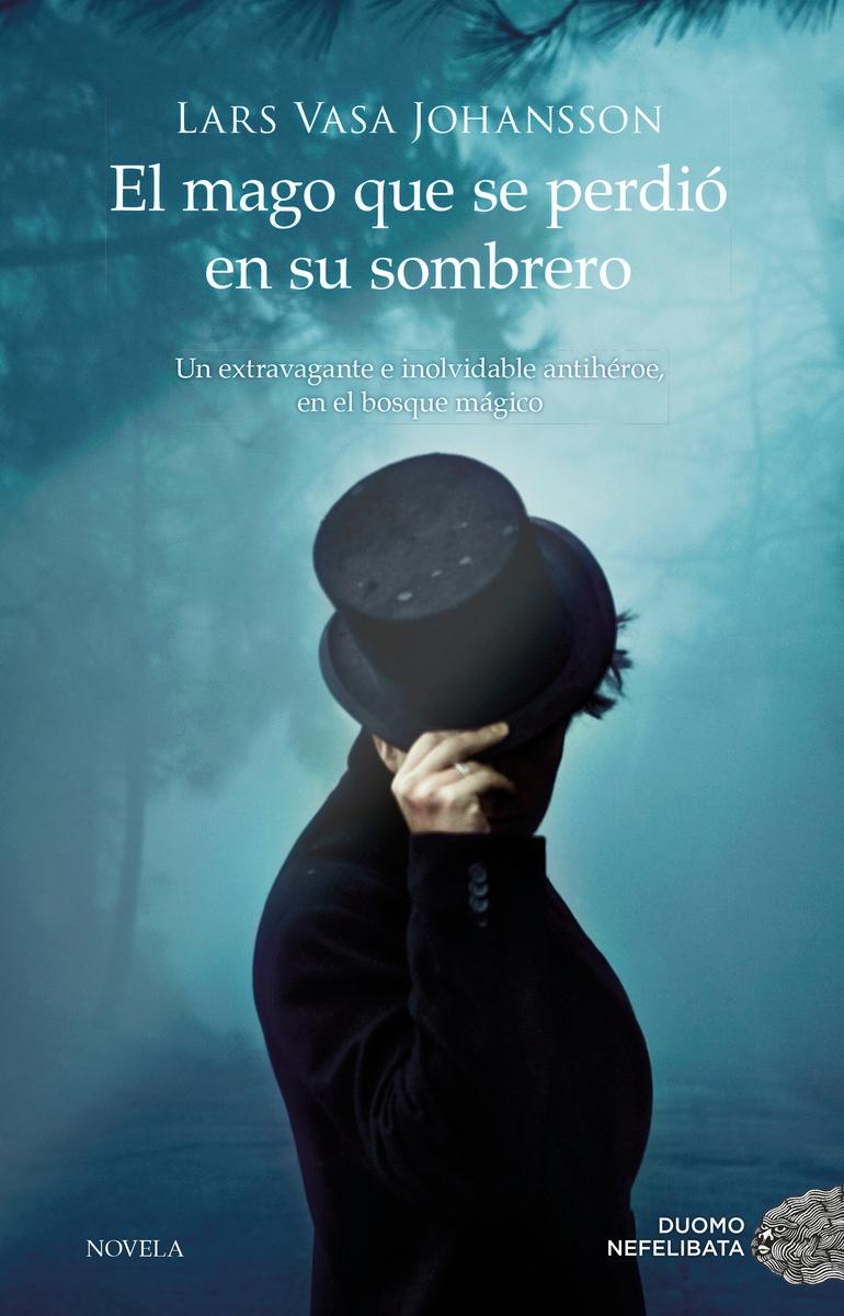 El mago que se perdió en su sombrero: portada