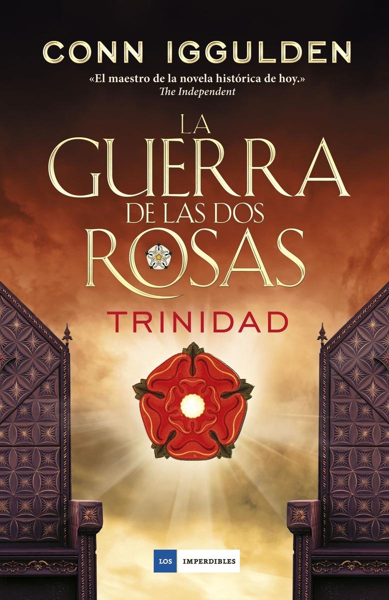 La Guerra de las Dos Rosas. Trinidad: portada