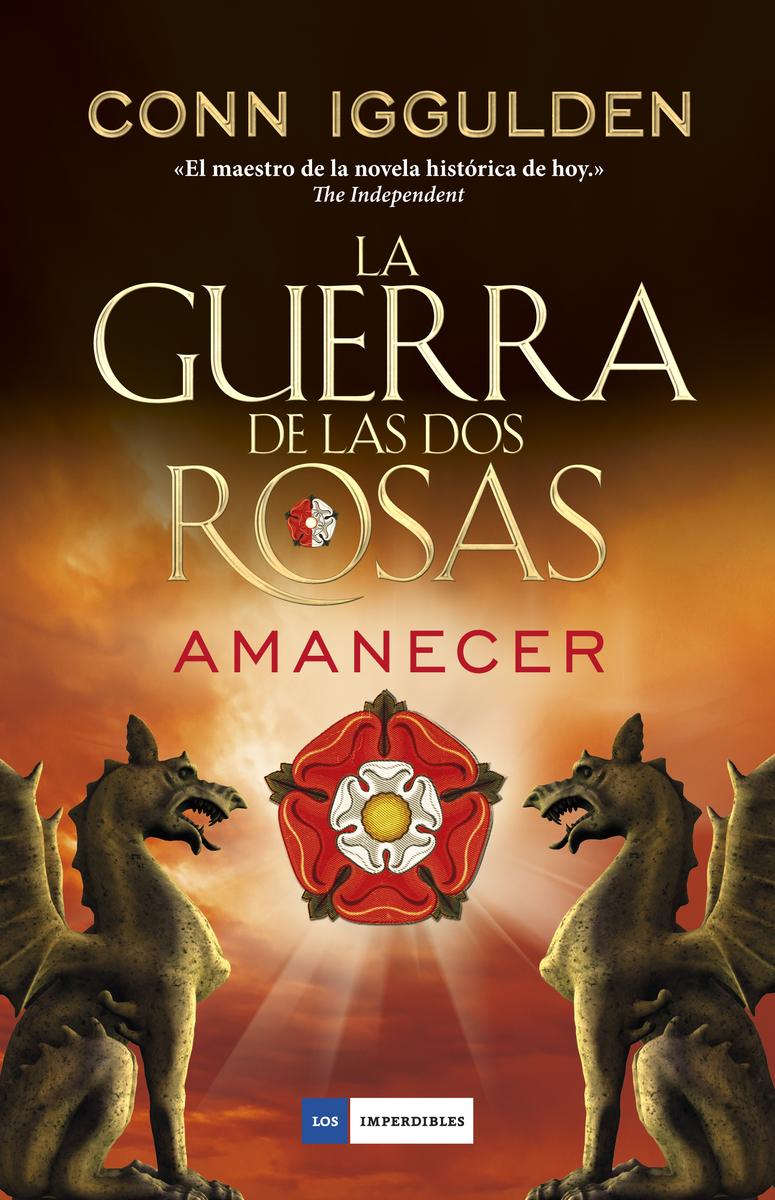 La Guerra de las Dos Rosas. Amanecer: portada