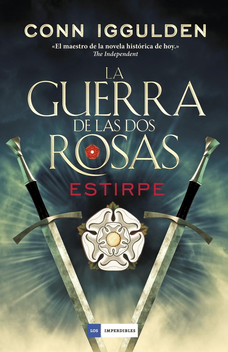 La Guerra de las Dos Rosas. Estirpe: portada