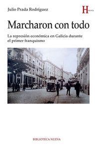 MARCHARON CON TODO: portada