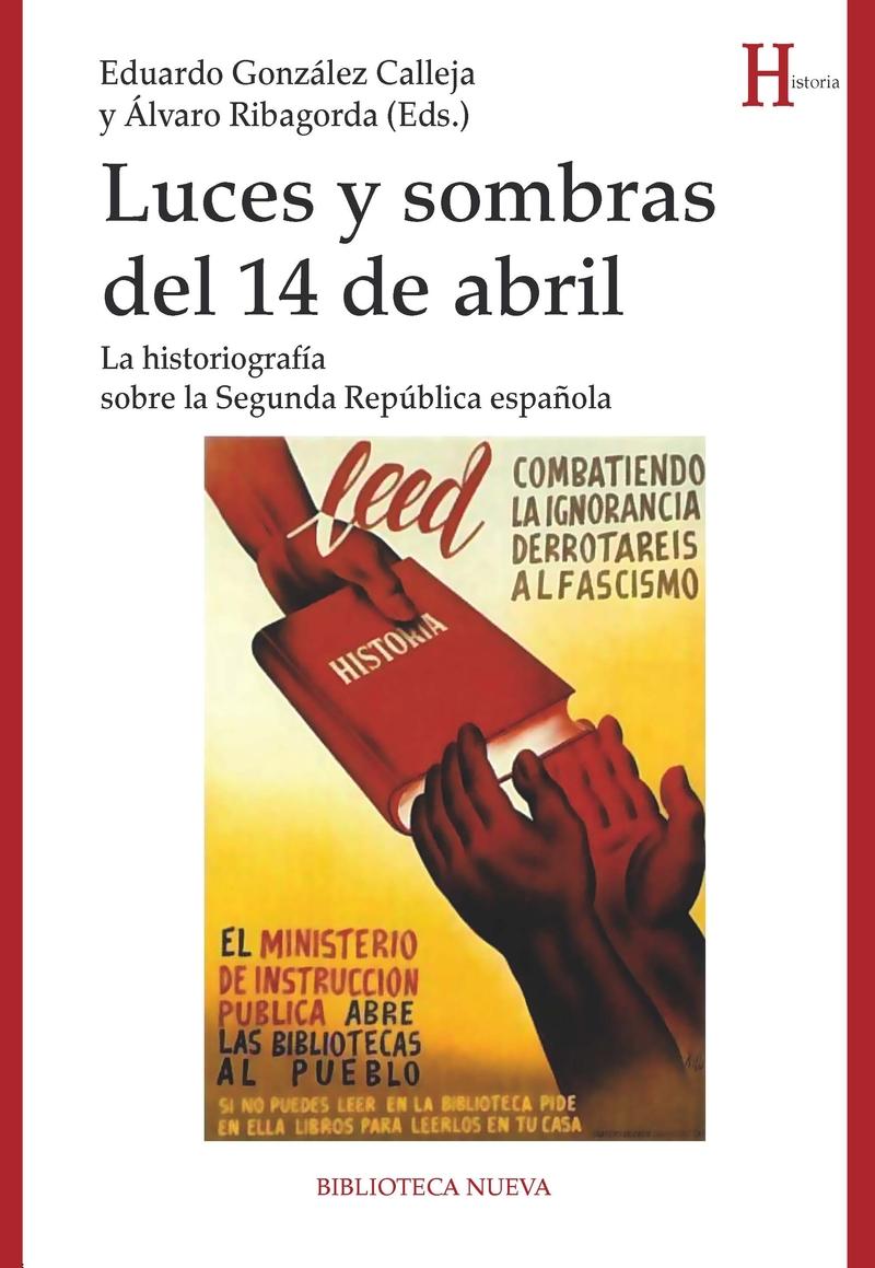 LUCES Y SOMBRAS DEL 14 DE ABRIL: portada