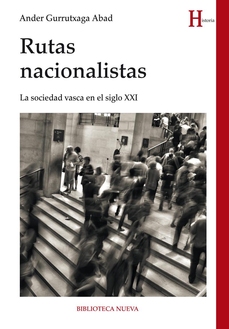 RUTAS NACIONALISTAS: portada