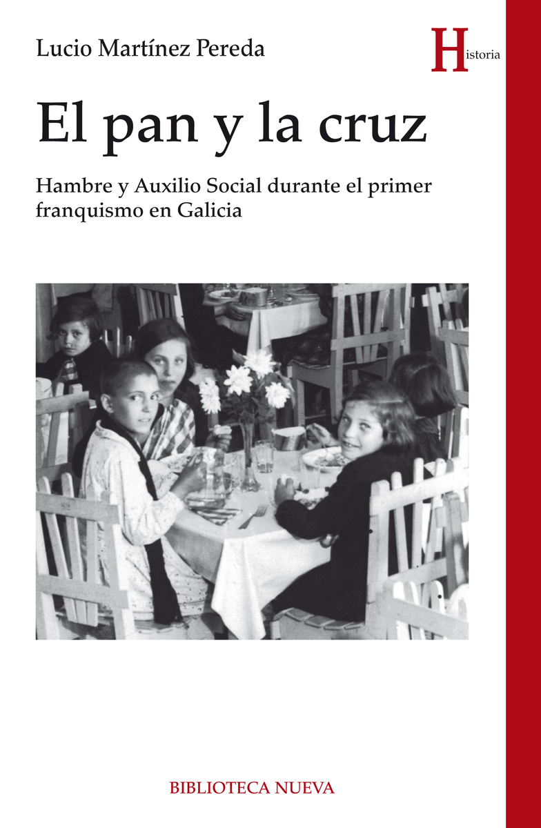 PAN Y LA CRUZ, EL: portada