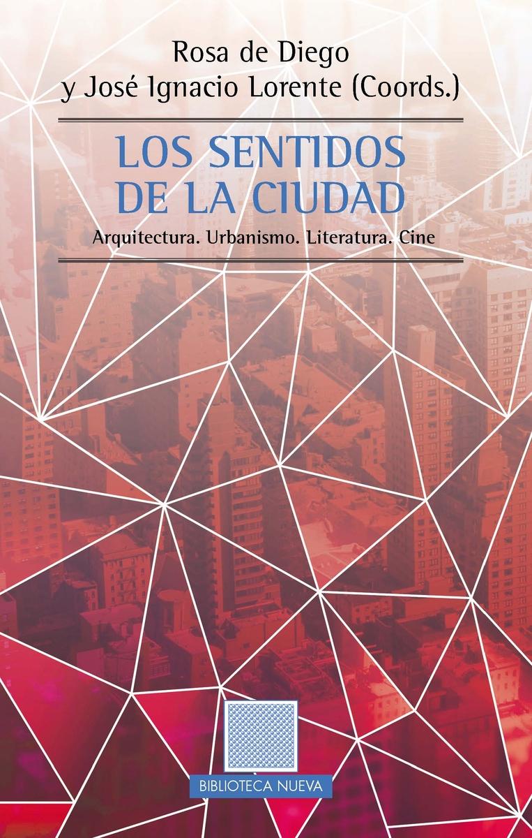LOS SENTIDOS DE LA CIUDAD: portada