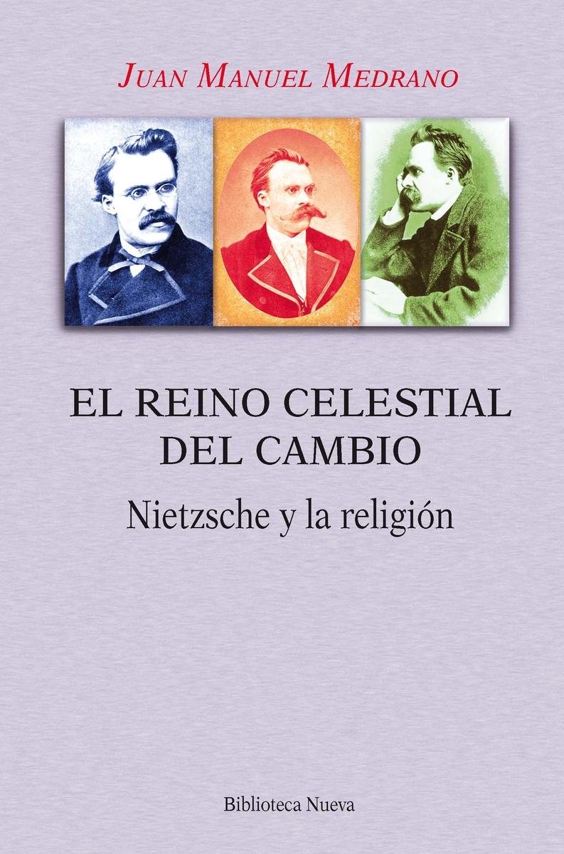 EL REINO CELESTIAL DEL CAMBIO: portada