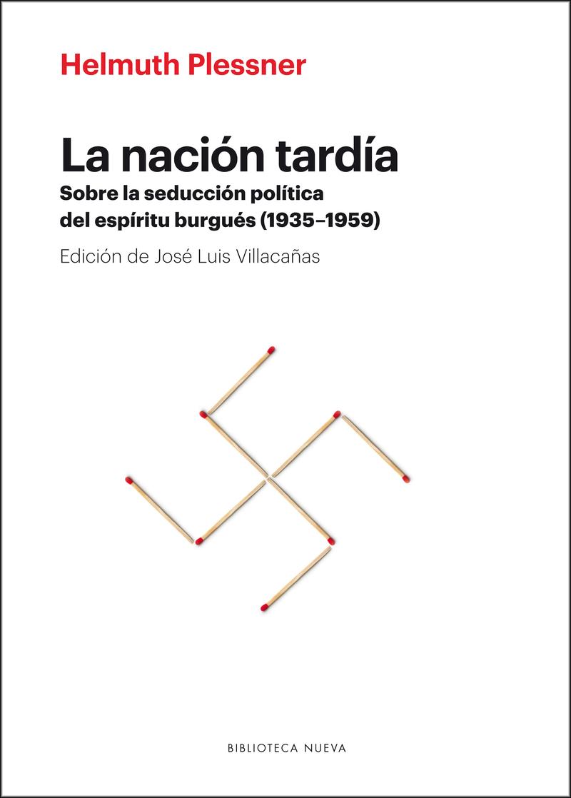 LA NACIÓN TARDÍA: portada