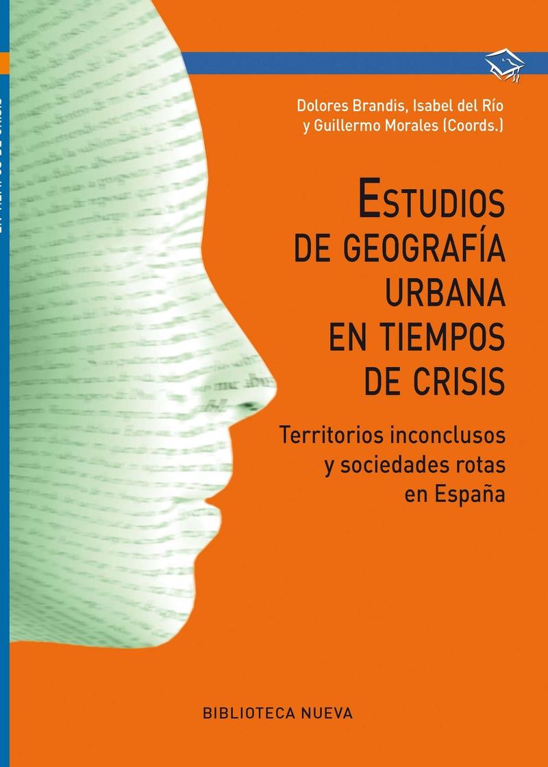 ESTUDIOS DE GEOGRAFÍA URBANA EN TIEMPOS DE CRISIS: portada