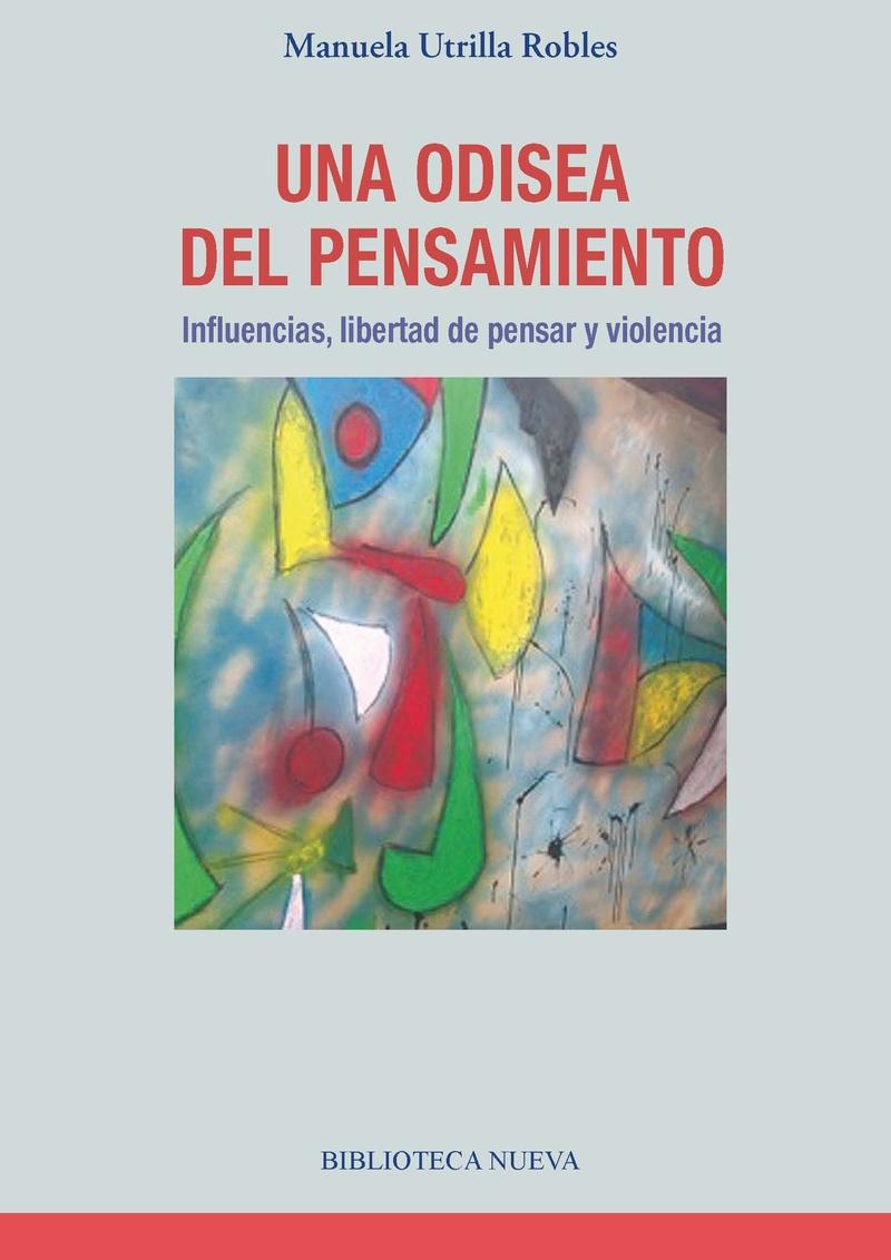 ODISEA DEL PENSAMIENTO, UNA: portada