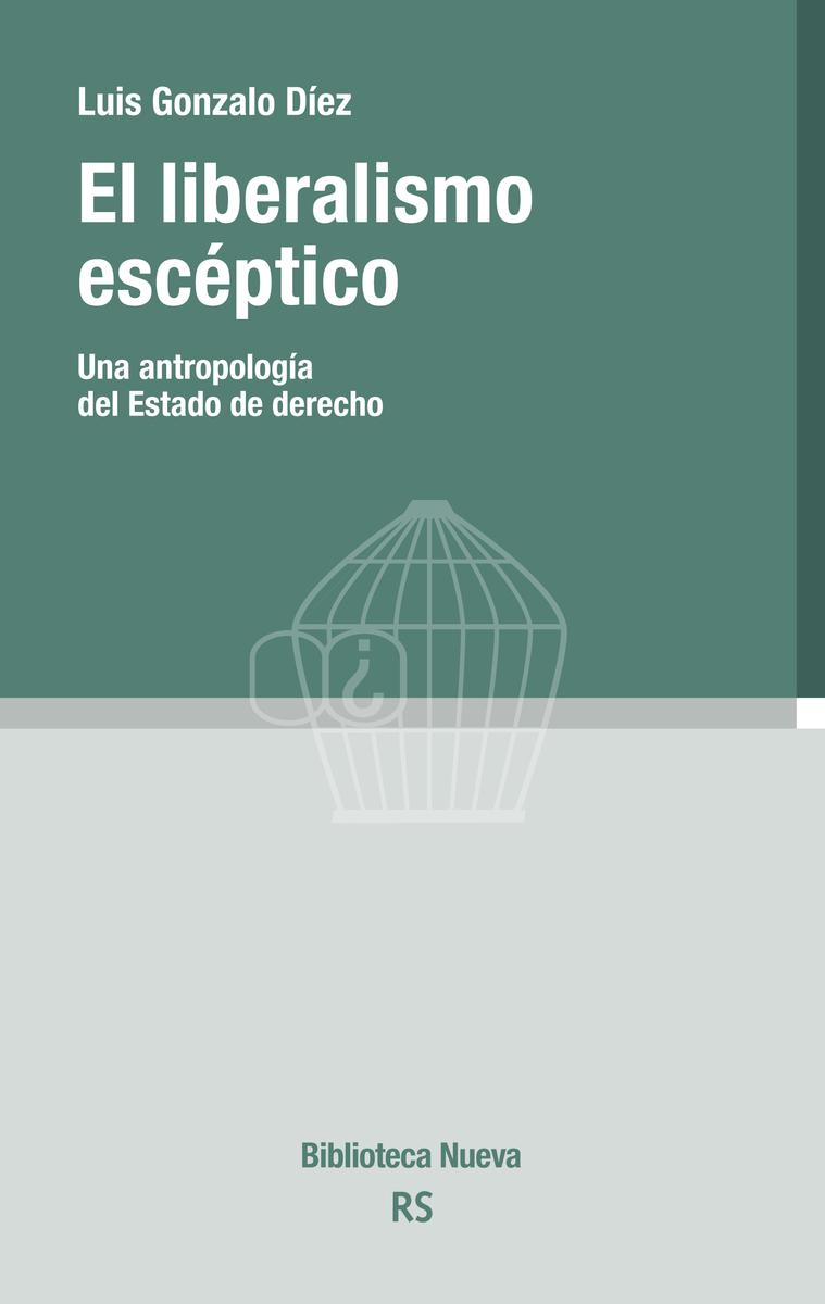 EL LIBERALISMO ESCÉPTICO: portada