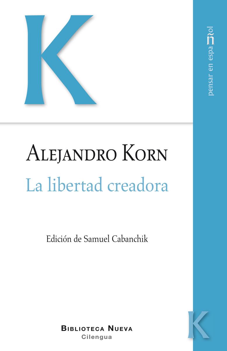 LIBERTAD CREADORA, LA: portada