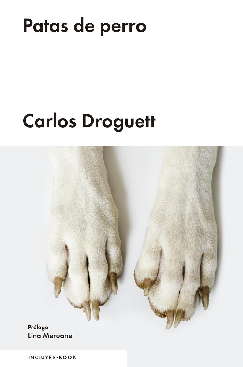 Patas de perro: portada