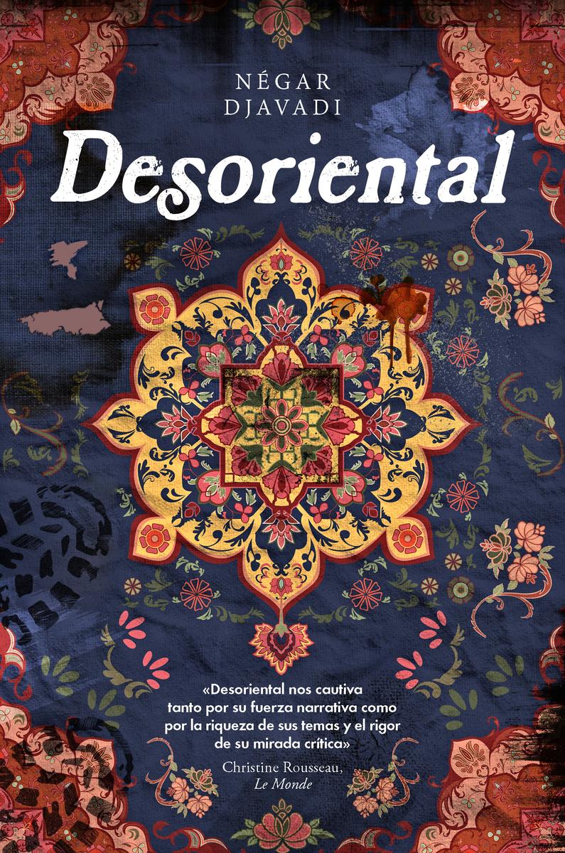 Desoriental: portada