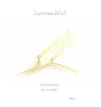 La princesa del Sol: portada