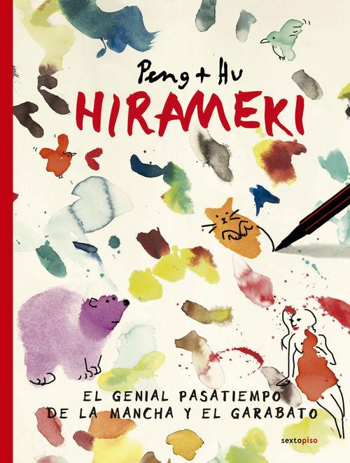 Hirameki: portada