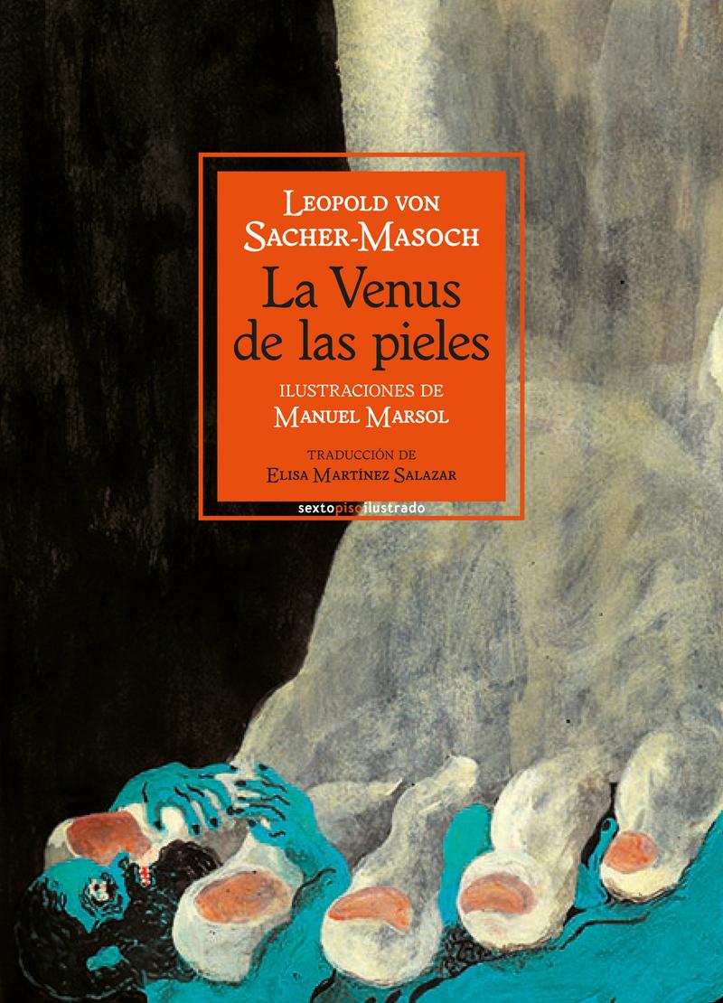 La Venus de las pieles: portada
