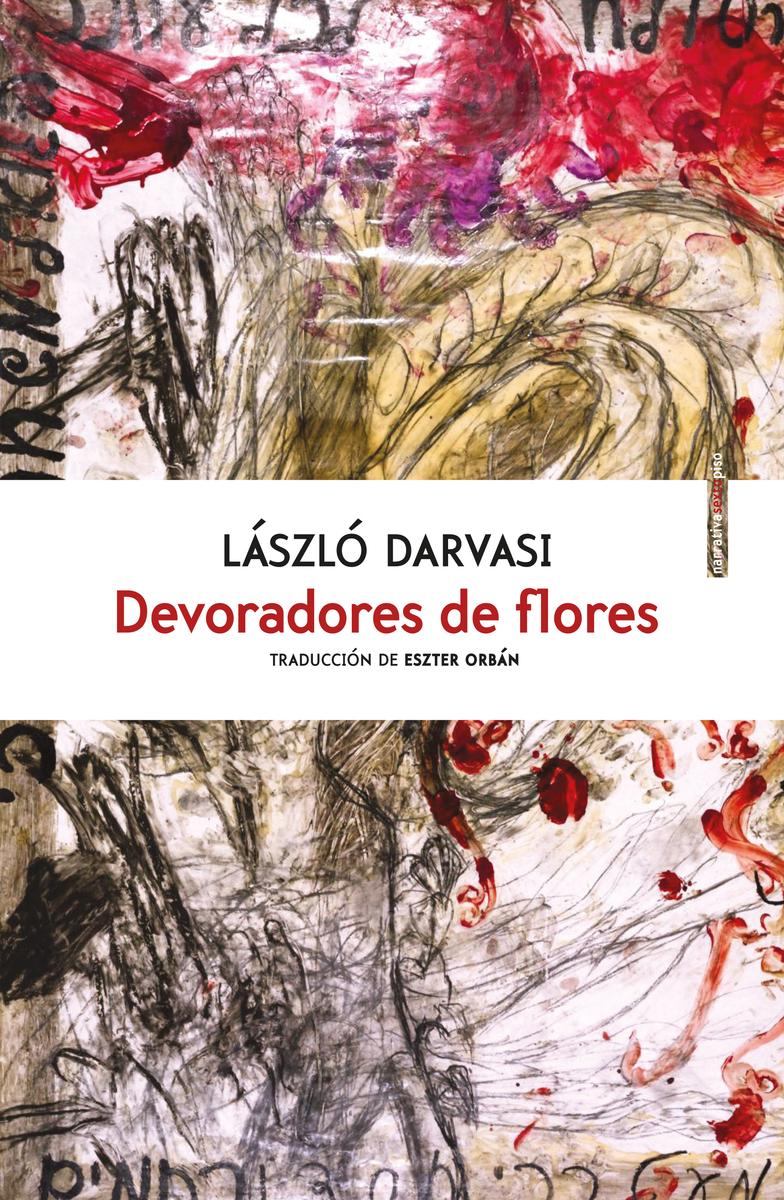 Devoradores de flores: portada