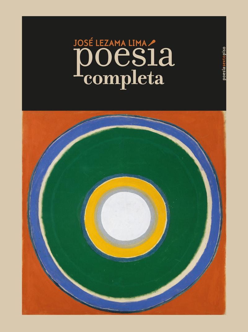 Poesía completa: portada