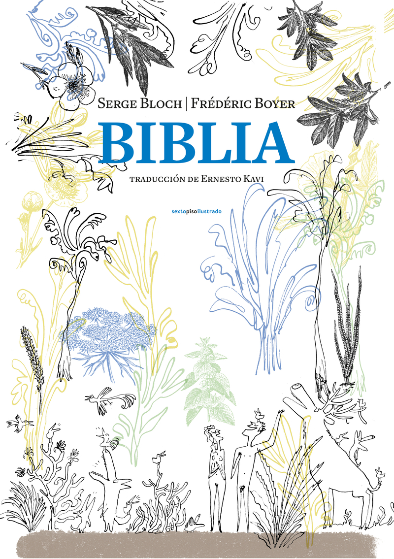 Biblia: portada