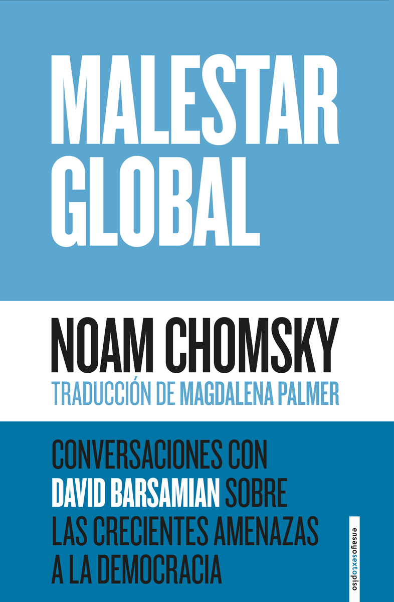 Malestar global: portada
