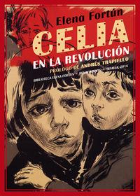 Celia en la revolución: portada