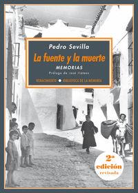 La fuente y la muerte. Segunda Edición: portada