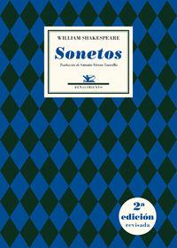 Sonetos - Edición revisada: portada