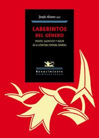 Laberintos del género: portada