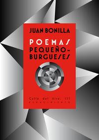 Poemas pequeñoburgueses: portada