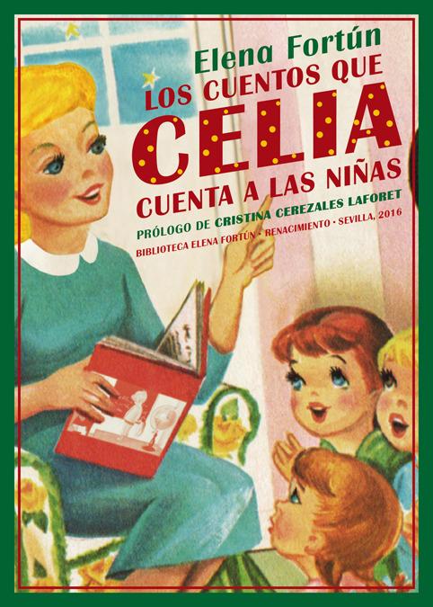 Los cuentos que Celia cuenta a las niñas: portada